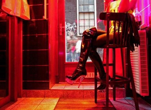 Красная улица - ножки