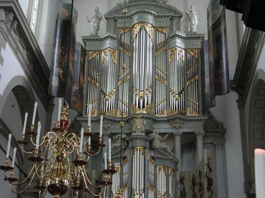 Вестеркерк - орган