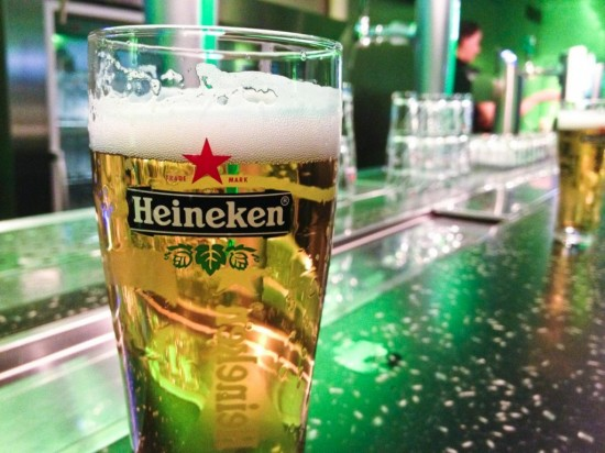 Музей пива Heineken