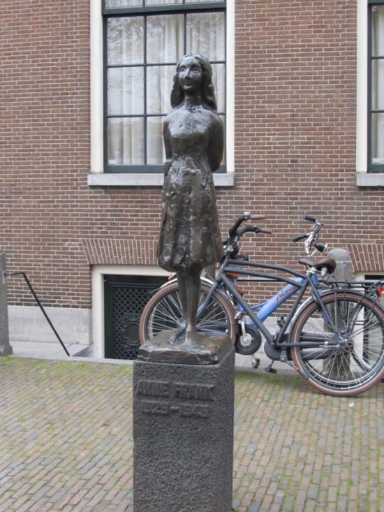 Дом-музей Анны Франк (1)