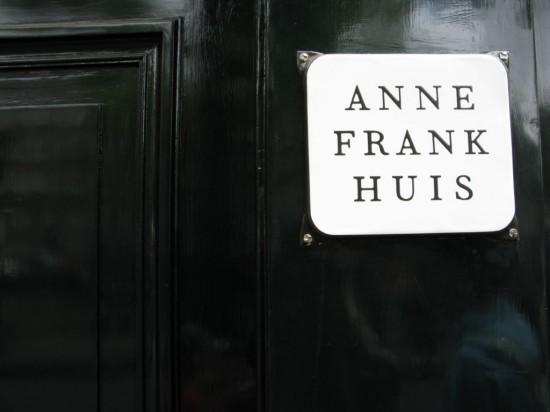 Дом-музей Анны Франк (2)