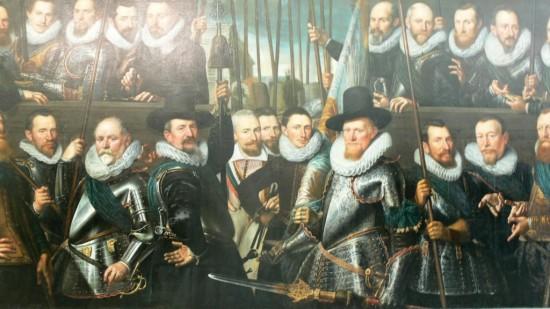 Амстердамский Исторический Музей (2)