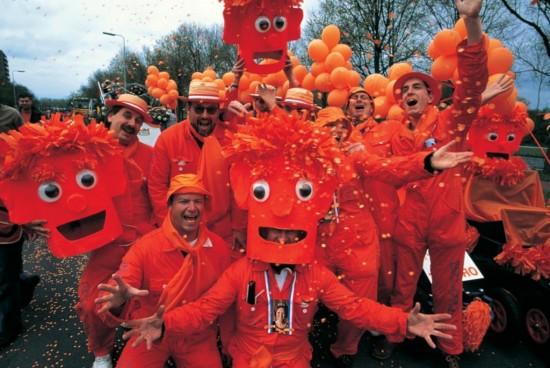 Праздники в Амстердаме