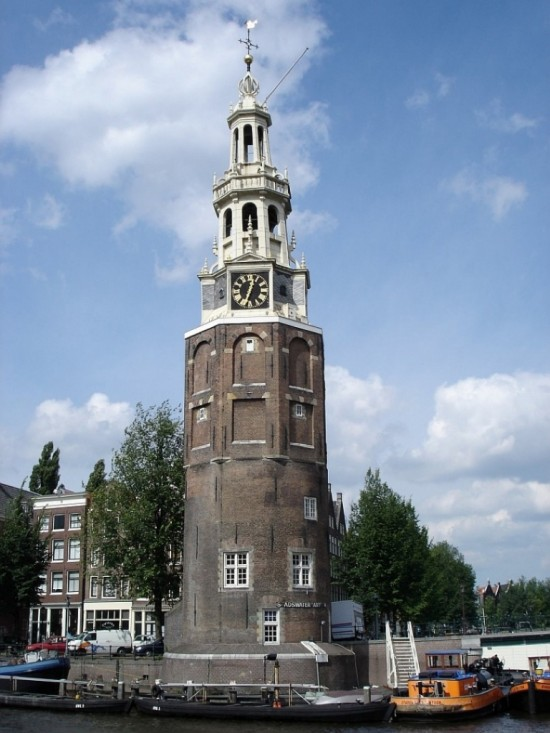 Башня Монтелбансторен (3)