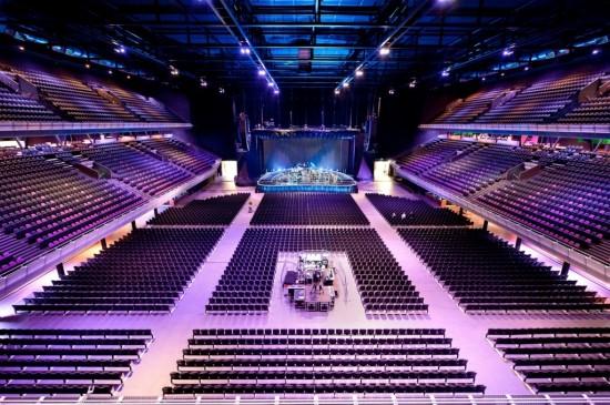 Крытый стадион Ziggo Dome в Амстердаме (7)