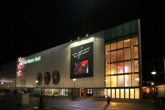 Мюзик-холл «Хейнекен» в Амстердаме (3)