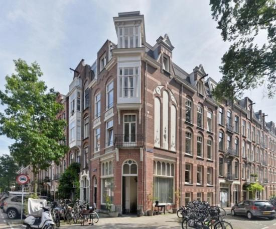 Район в Амстердаме Вэст  (West) (1)