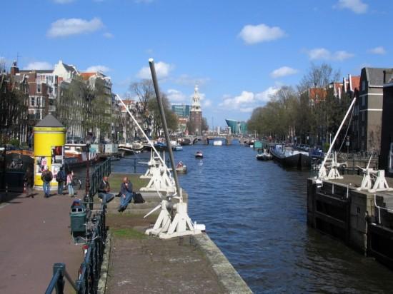 Район в Амстердаме Вэст  (West) (2)