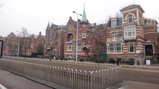Район в Амстердаме Вэст  (West) (4)