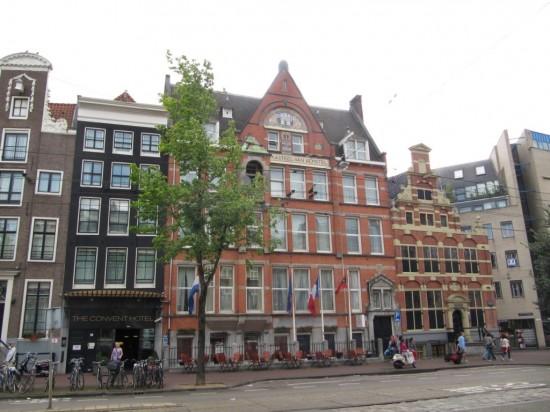 квартал Nieuwezijds