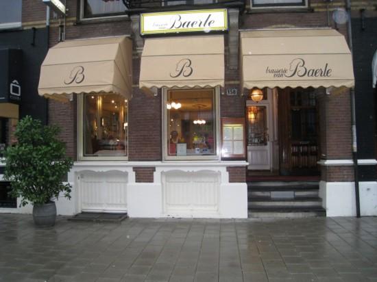 ресторан Brasserie Bark