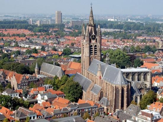 церковь Аудекёрк