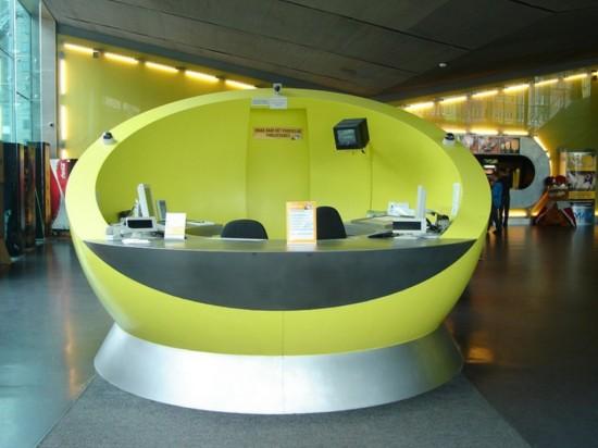 Pathé Arena в Амстердаме (1)
