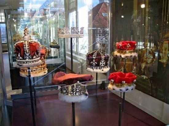 Музей алмазов в Амстердаме (3)