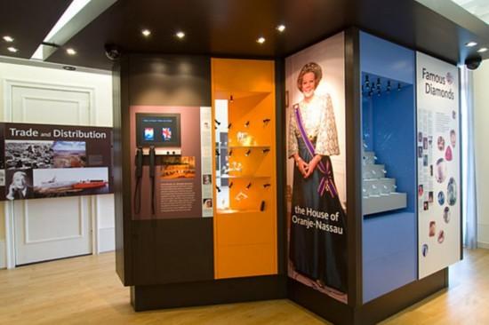 Музей алмазов в Амстердаме (4)