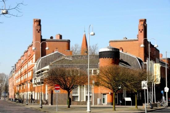 Музей амстердамской школы архитектуры (3)