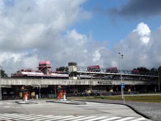 Район в Амстердаме Ньив Вэст (3)