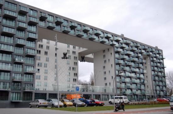 Район в Амстердаме Ньив Вэст (4)