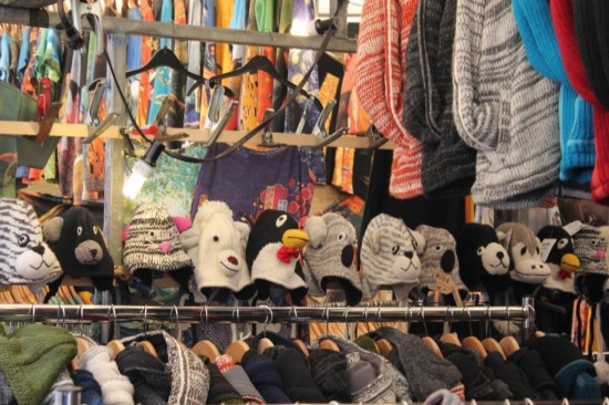 Блошиный рынок в Амстердаме -  Waterlooplein (2)
