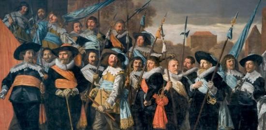 Галерея гражданской гвардии в Амстердаме (3)
