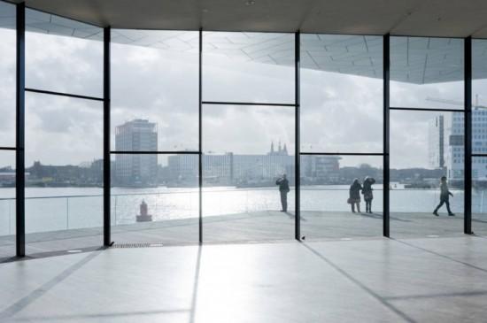 Институт кино EYE в Амстердаме (1)