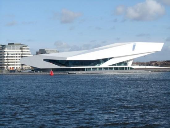 Институт кино EYE в Амстердаме (2)