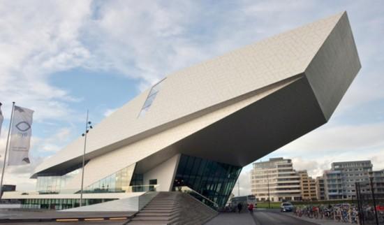 Институт кино EYE в Амстердаме (3)
