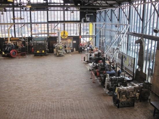 Музей-верфь Кромхаут в Амстердаме  (1)