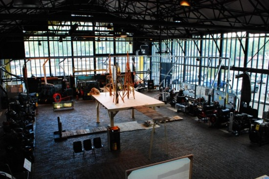 Музей-верфь Кромхаут в Амстердаме  (3)