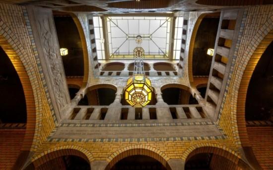 Музей профсоюзов в Амстердаме (3)