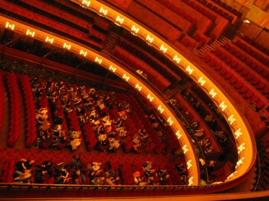 Театр Тушински в Амстердаме1