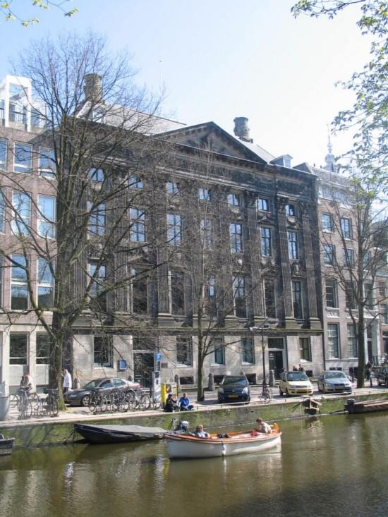 Триппенхёйс в Амстердаме 1