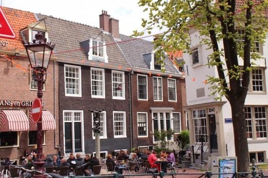Квартал Спигел в Амстердаме1