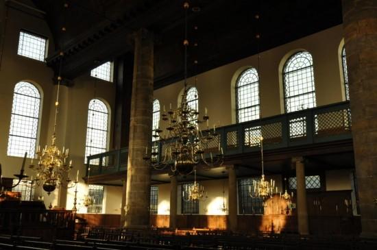 Большая португальская синагога в Амстердаме3