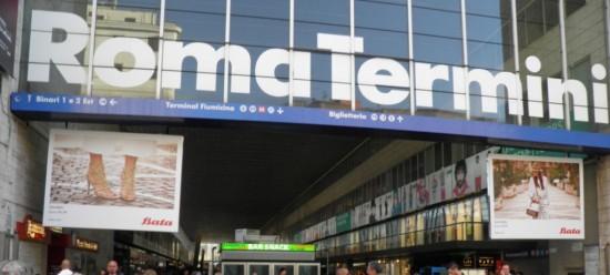 Из Рима в Амстердам на поезде